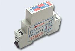 ...недавно разработанного автомата защиты от перенапряжения ( АЗП-260...