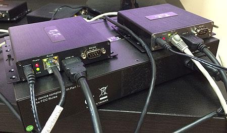некоторые компоненты системы TNTv